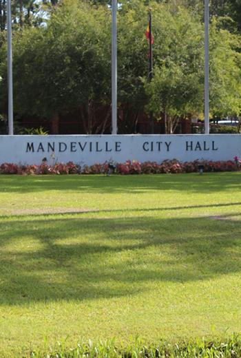 Mandeville City Hall
